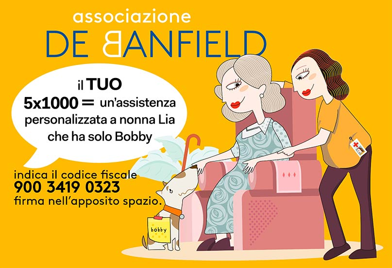 Trieste Onoranze Funebri sostiene la associazione De Banfield